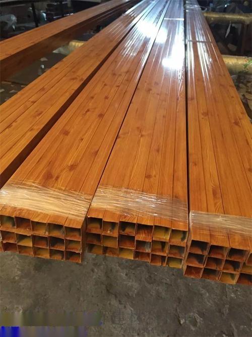 室内铝方通吊顶材料 木纹铝方通生产厂家814626075