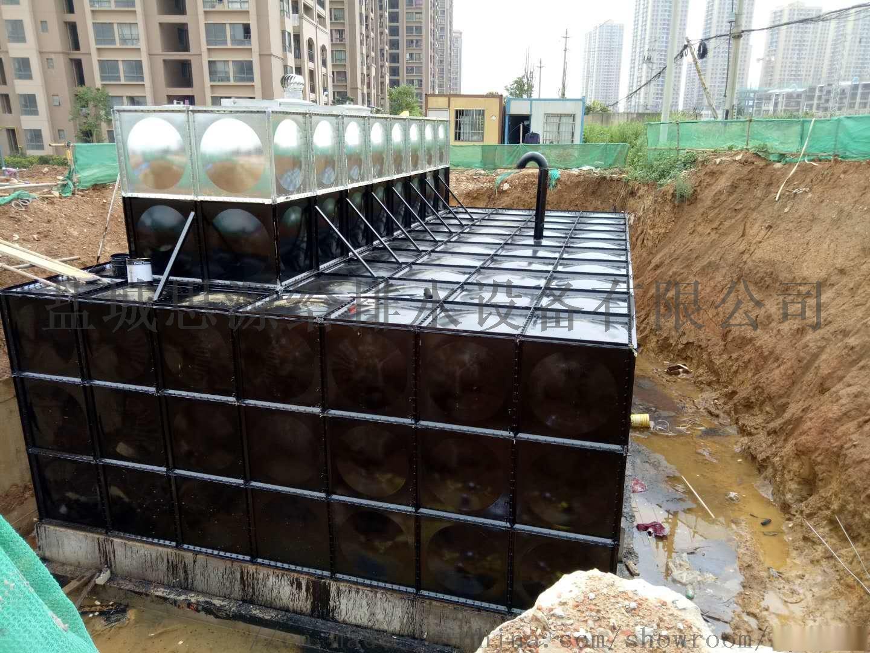 沈阳市预制地埋消防箱泵一体化生产厂家792880305