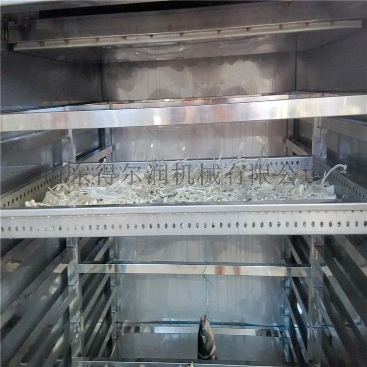 热风循环烘箱 山药片玛咖片烘干机 气电两用烘干箱801566812
