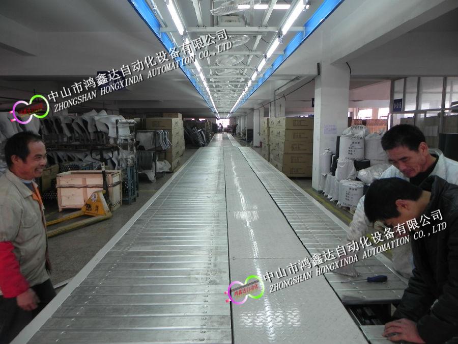 广州跑步机生产线健身器材装配线动感单车流水线93147435