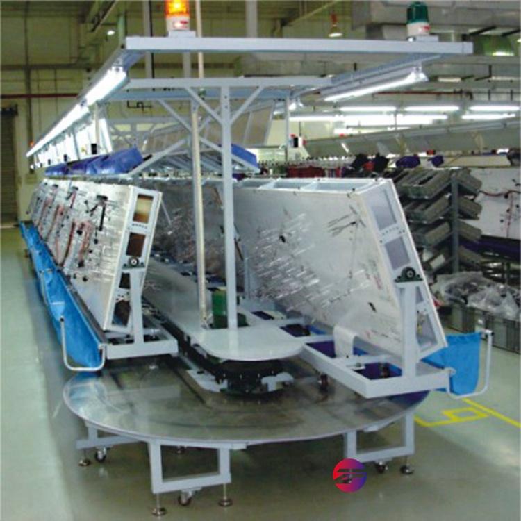 汽车音响线束装配线,空调线束装配线,线束装配线55196462