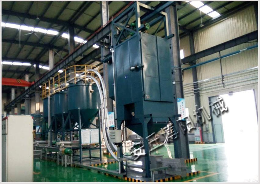 煤粉噸袋拆包機 噸袋投料站節能高效率754456535
