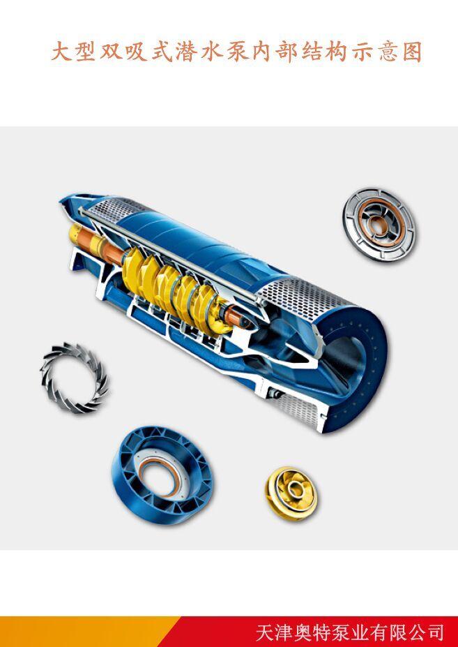 矿上用什么泵排水|  天津奥特QK矿用潜水泵|引进德国里茨技术研发生产质量  15642312