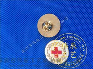 西服佩戴年会胸章定制,公司徽章制作,东莞定制徽章厂801556825