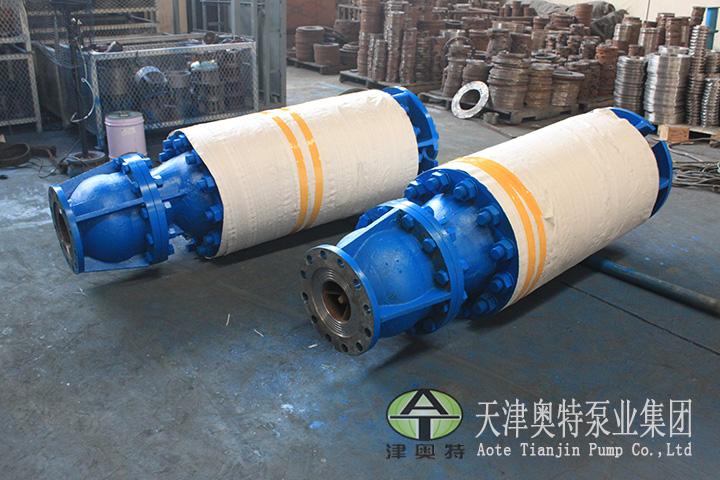 贵阳煤矿用潜水排沙泵_大流量矿山抢险救援提升泵报价754416015