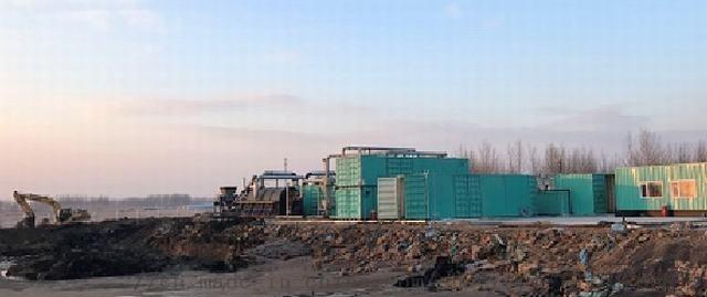 新疆油田油泥分离无害化处理装置众迈环保756980172