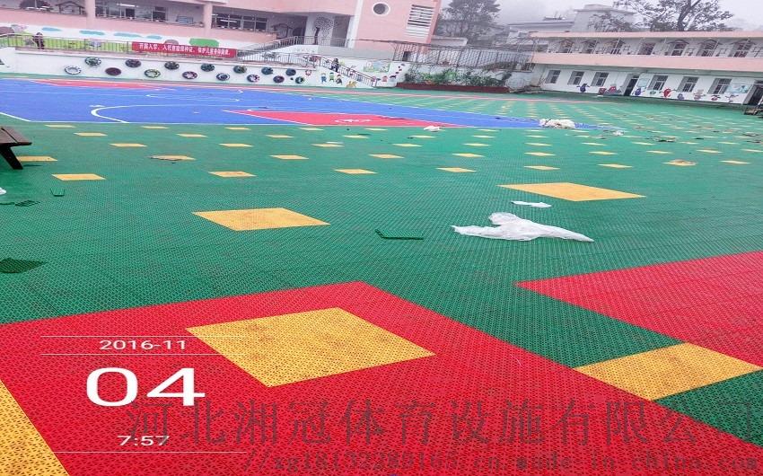 重慶懸浮拼裝地板廠家河北湘冠拼裝地板799792345