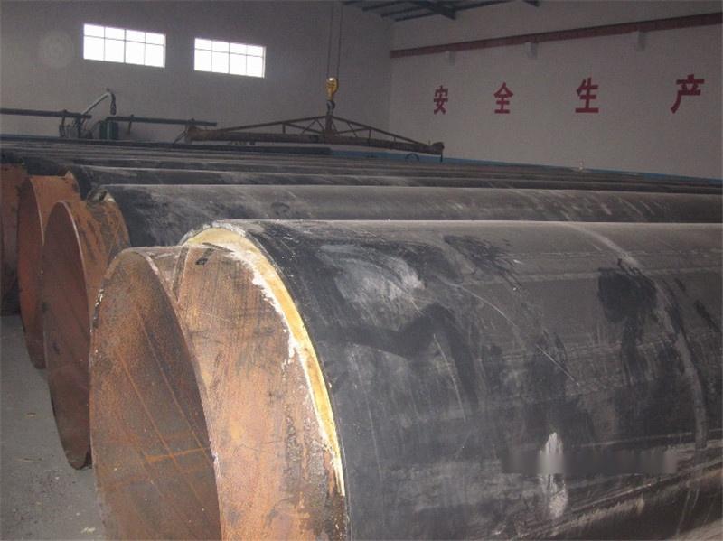 供应郑州鑫金龙DN89预制钢套钢蒸汽保温管厂家报价4743232