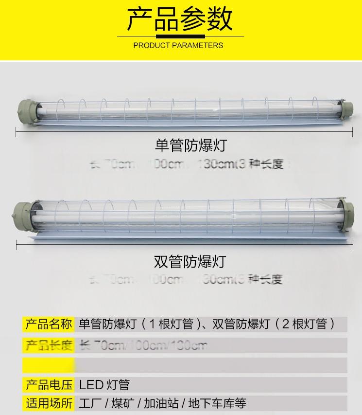 【隆业**】 防爆高效节能LED荧光灯106493985