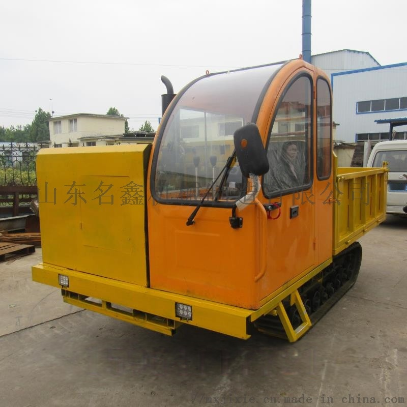 全地形履带搬运车 履带自卸车 工程履带运输车827310212
