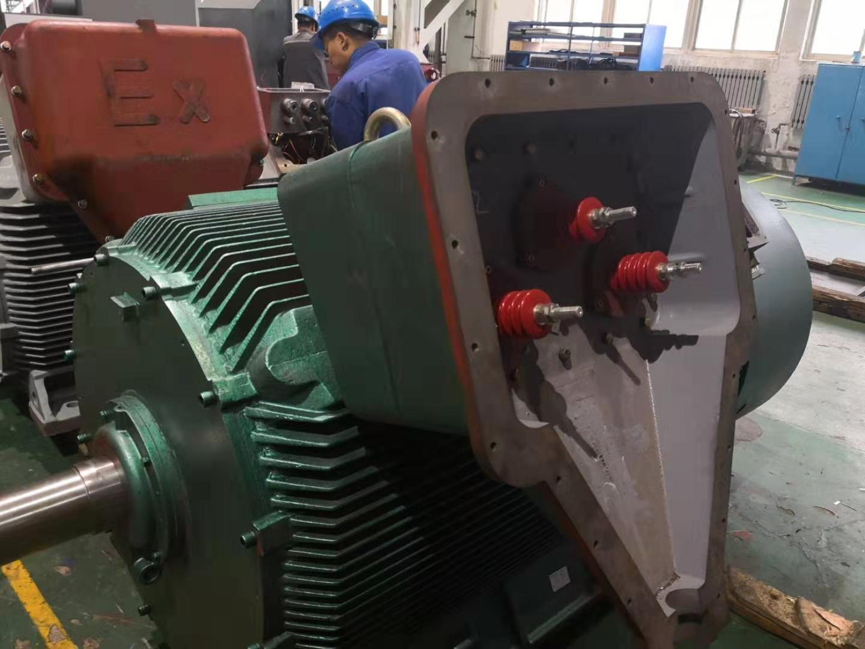 南陽防爆集團YB2-400高壓接線盒870409545