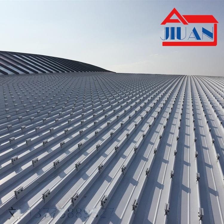 0.9mmXY65-430铝镁锰合金立边咬合屋面板855976645