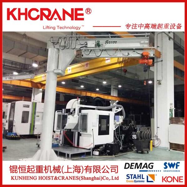 锟恒0.5吨电动小型手推式悬臂吊 移动悬臂吊860994915