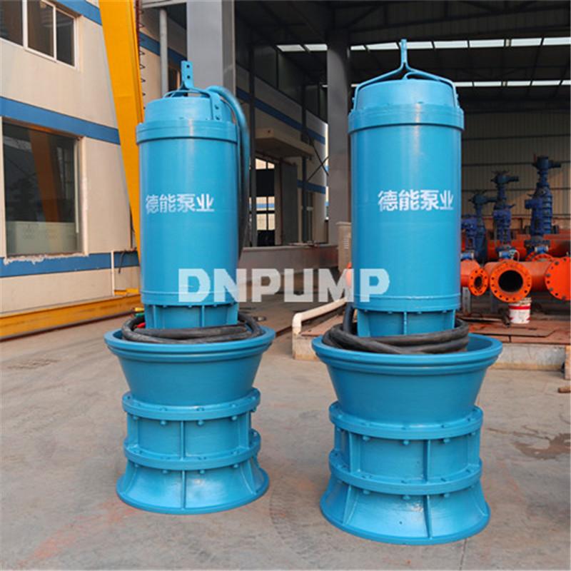 耐腐蚀潜水轴流泵材质说明782975872