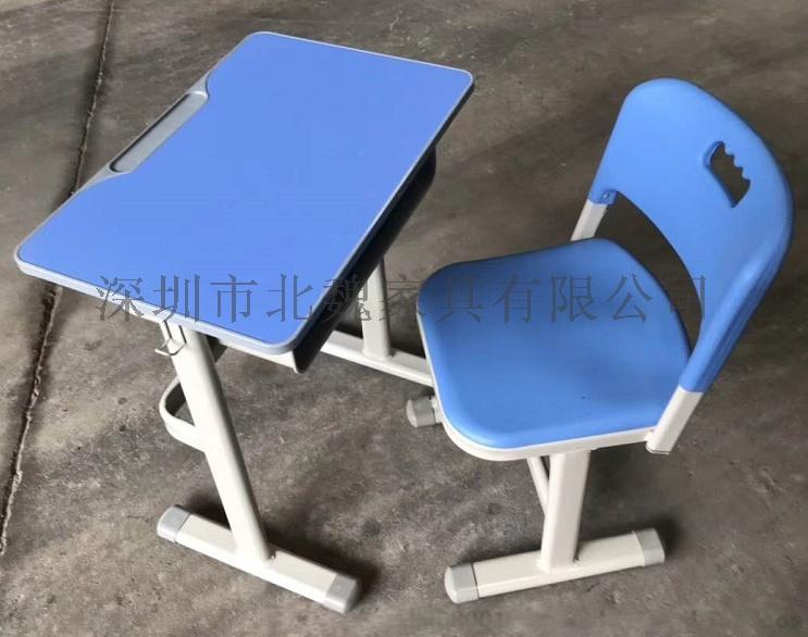 广东教育机构专用钢木课桌椅、学生课桌815126975