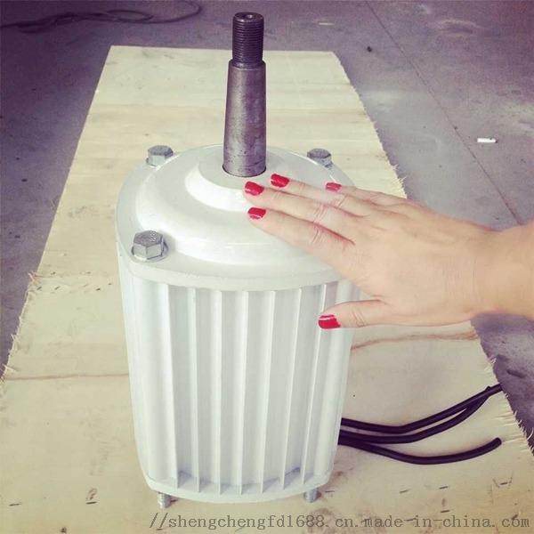 500瓦風力發電機500W小型戶外家用永磁發電機785186625