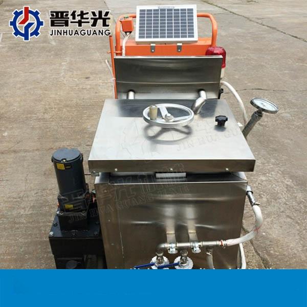 贵州350升沥青路面灌缝机灌缝胶200升沥青路面灌缝机