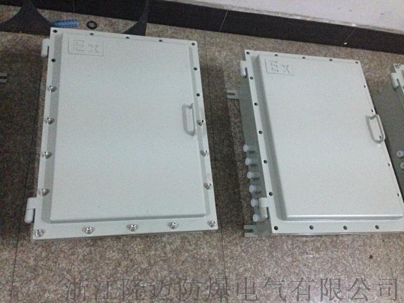 铸铁防爆接线箱ExdeⅡBT6-IP65-WF1953037135