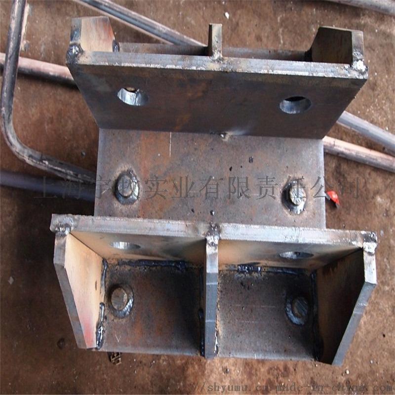 工廠預埋鐵件加工、上海橋樑鋼結構預埋件76384832