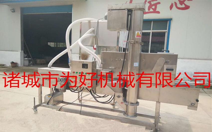 山东  海产品挂浆裹涂设备757595012