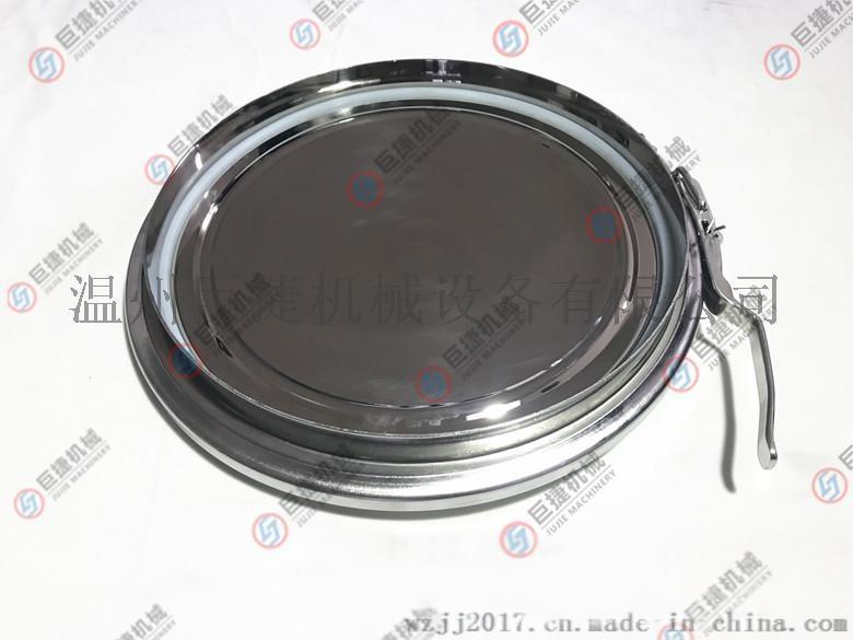 转运桶人孔盖 不锈钢卡箍人孔 卫生级人孔  不锈钢人孔752598725