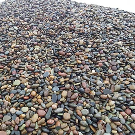 五彩鹅卵石3-5cm-1