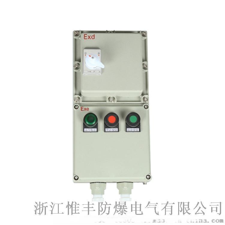 可逆电机防爆电磁启动器BQC848974165