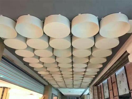 异型铝单板吊顶 铝单板造型天花 圆形铝板吊顶.jpg