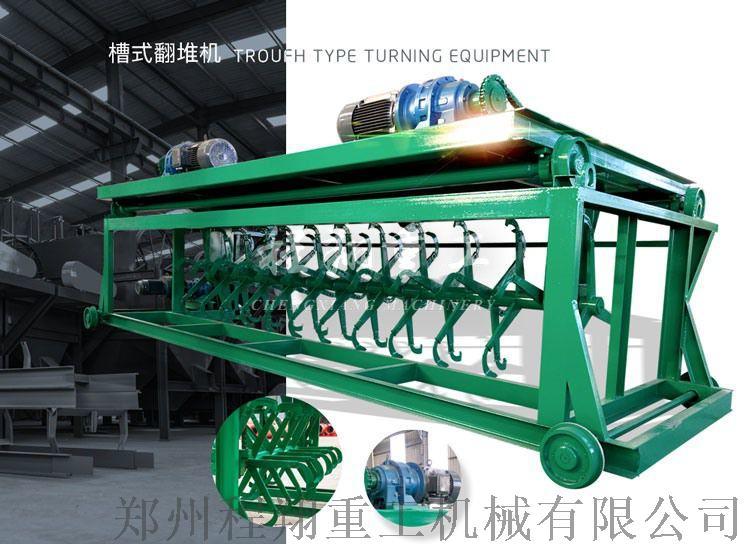 四川大型养猪场猪粪处理投建有机肥厂需要什么设备103038982
