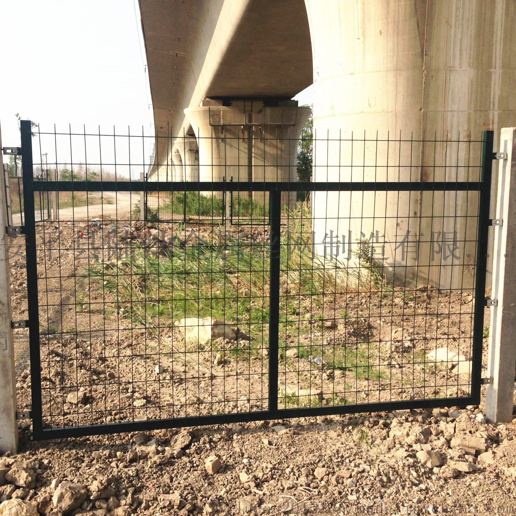 鐵路專用框架護欄網直銷墨綠色邊框隔離網安全封閉網765209132