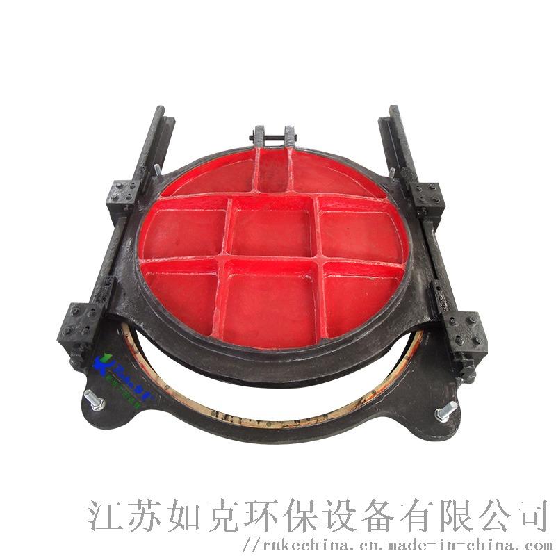 生产订制  手电两用铸铁镶闸门96370085