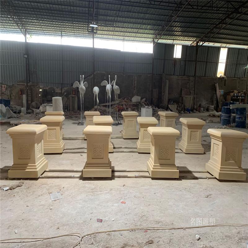 玻璃鋼垃圾桶雕塑 城市創意造型雕塑139022695