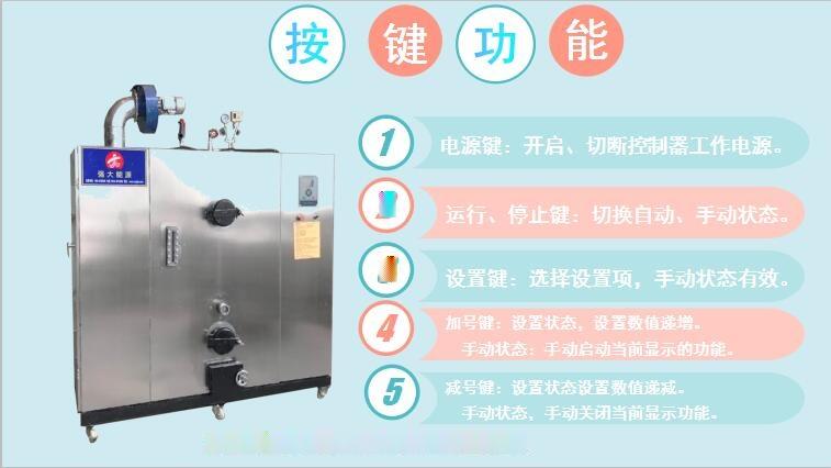 燃燒顆粒蒸汽發生器 小型鍋爐107481622