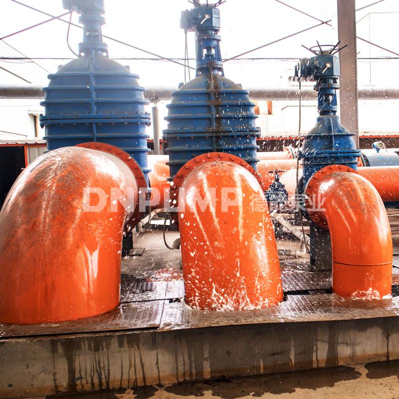 具有移动式高扬程排水的混流泵103964992
