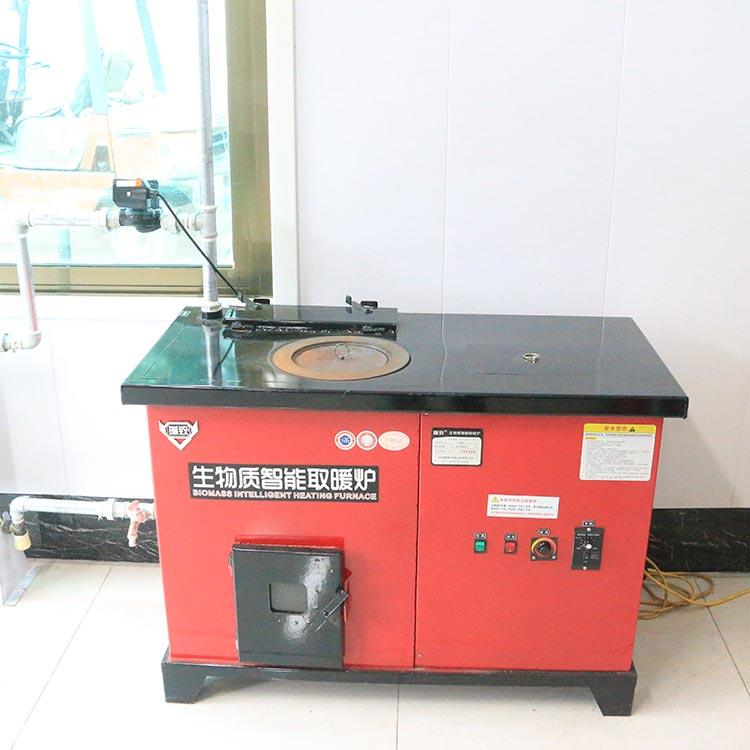 家用生物质颗粒取暖炉 新型自动点火颗粒炉858853032