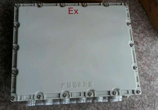 铝合金防爆接线箱ExdⅡBT6-IP65-WF1953037005