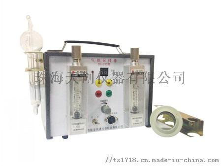 攜帶型雙氣路氣體採樣器 DS-21CL氣體採樣器810569375