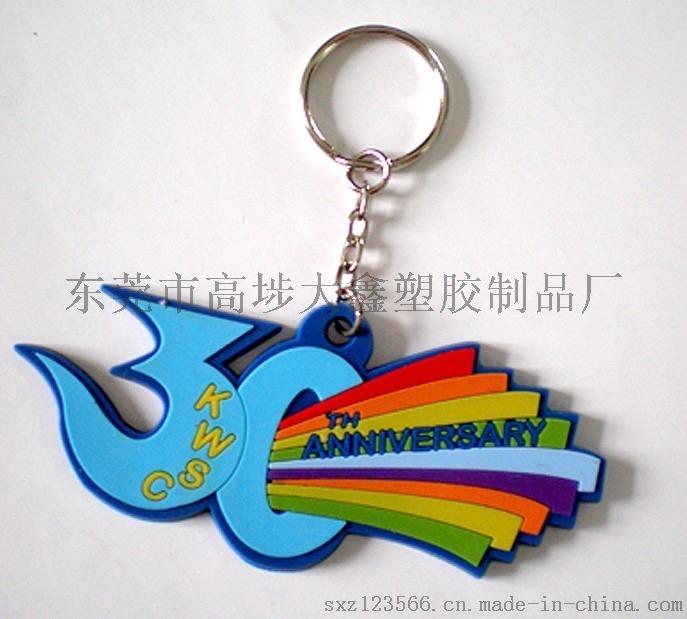 彩虹KWSC鑰匙扣