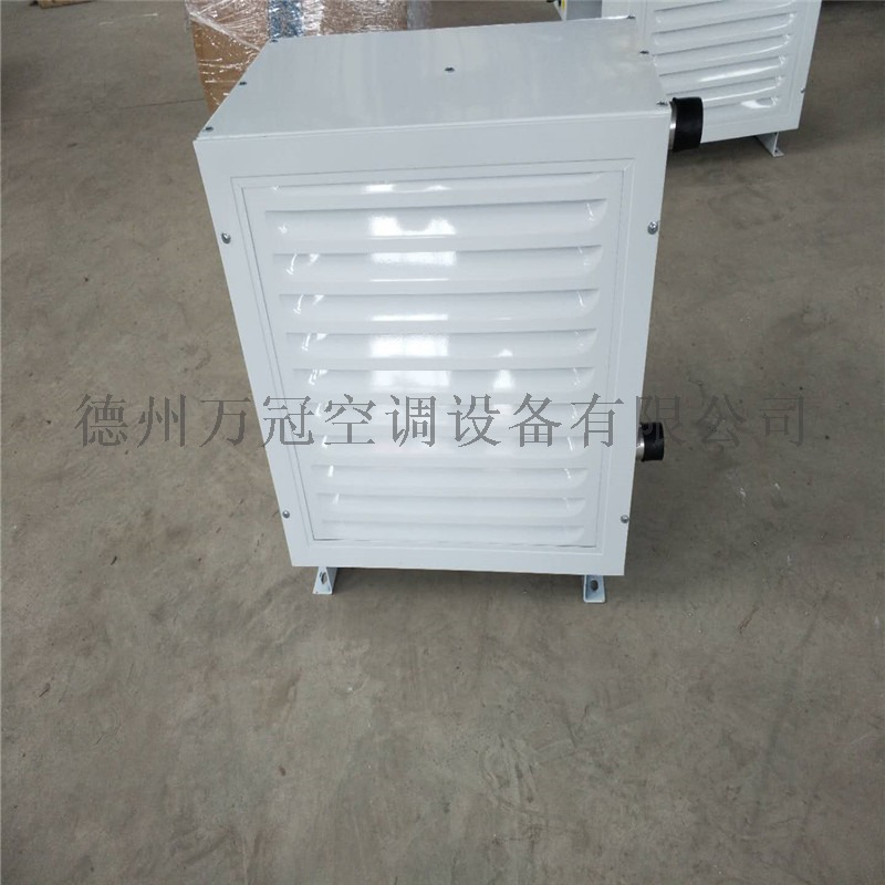 GS型钢制热水暖风机60391102