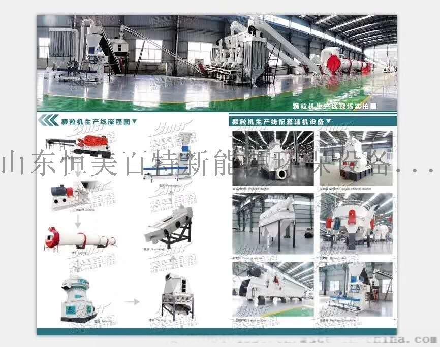 生物质燃料生物质颗粒机_颗粒生产线71829442