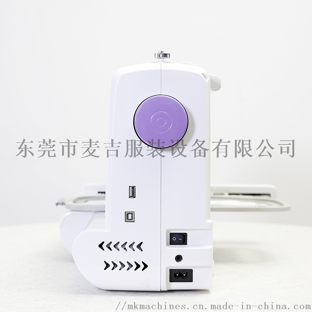 缝纫机 电脑绣花机 多功能刺绣机800241245