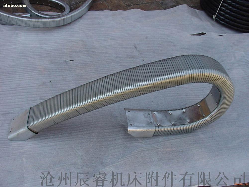 安装方便JR-2型矩形金属软管 嵘实金属软管826218005