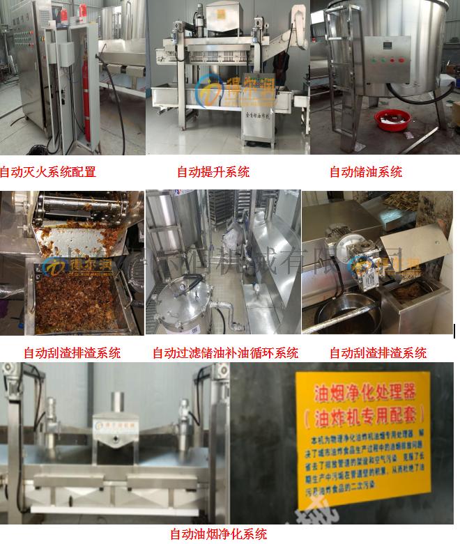 自动智能薯片油炸机 DR-5000炸薯片机器设备79010662