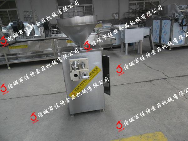 重庆鸭血肠定量灌肠机 连续式香肠灌肠机75832702
