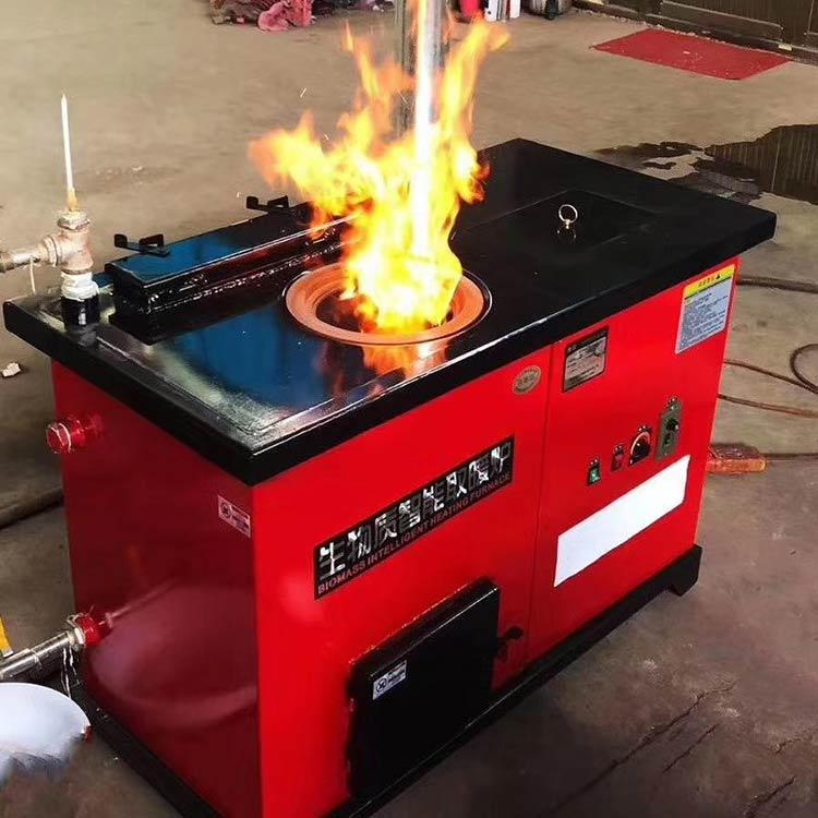 家用生物质颗粒取暖炉 新型自动点火颗粒炉858853072