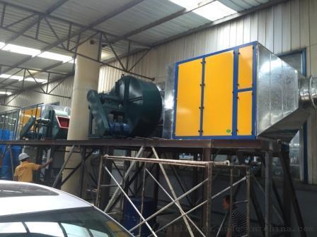 家具板厂有机废气处理设备109392172