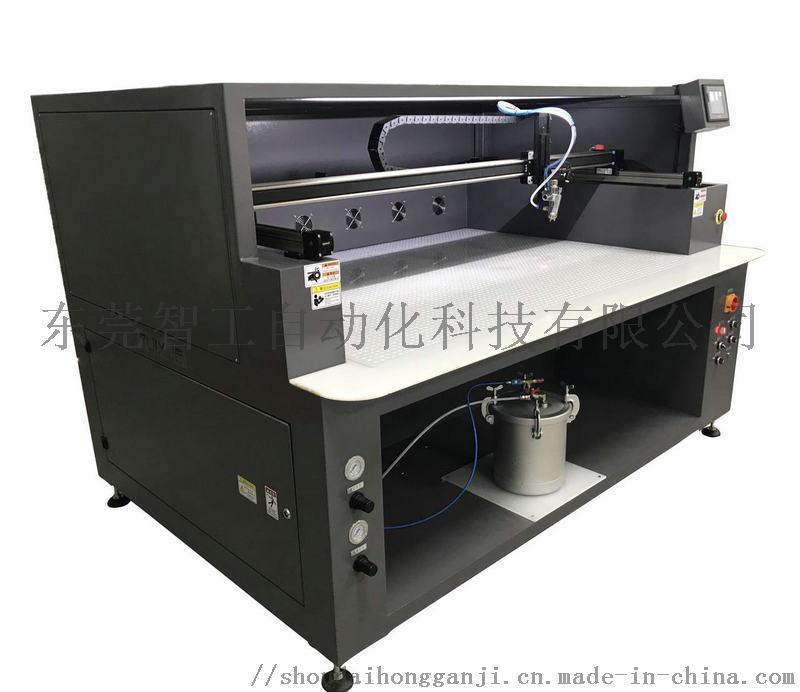 高强雾化高度自动喷胶机,均匀大面积整幅自动喷胶机103763105