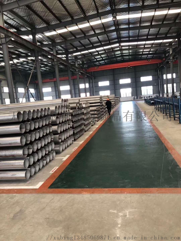 化肥耐高温性超大口径201不锈钢焊管抛光857567482