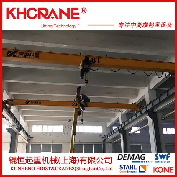直销电动单梁悬挂起重机-欧式单梁起重机-KBK单梁864688005