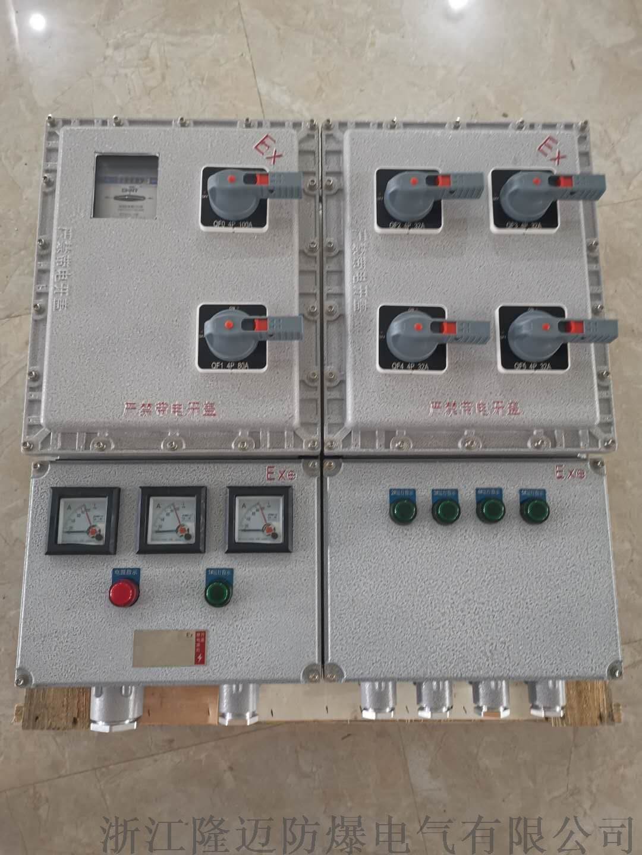 防爆检修电源插座箱BXX52-2/63/380V953041665